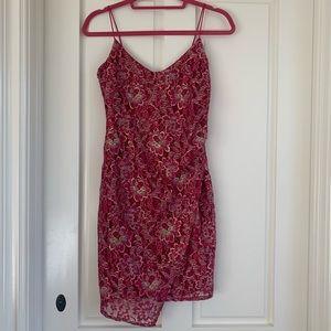 Heartloom Pink Lace Dress